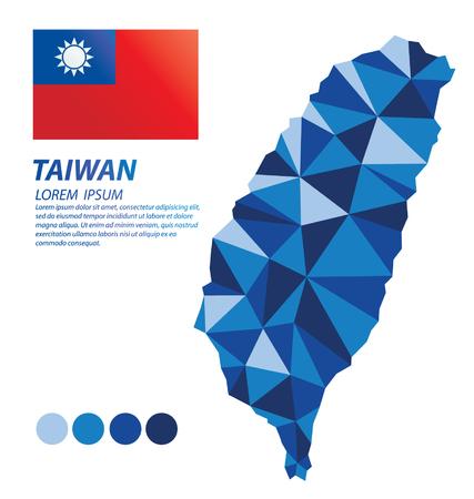 Taiwan geometric concept design