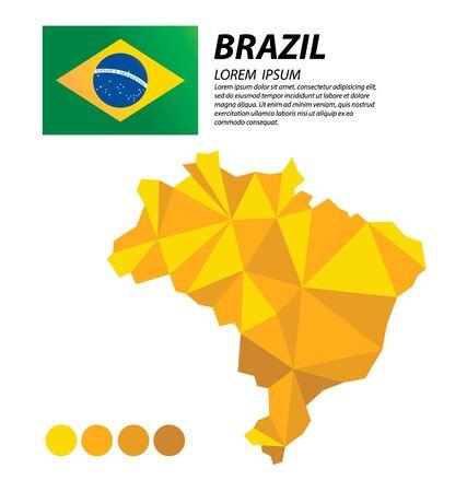 Brazil geometric concept design