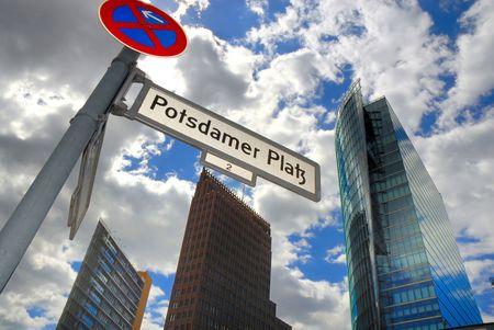 Potsdamer Platz in Berlin