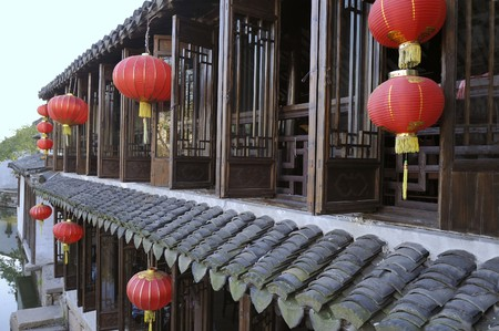 zhouzhuang: Zhouzhuang, one of the most famous water townships in China, situated in Kunshan City