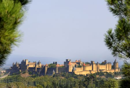 The Walled City of Carcassonne (SW of France) is known first and foremost as a fortified medieval town.