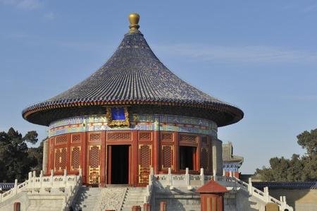 Imperial Vault of Heaven, Beijing. photo