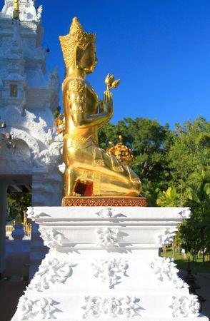 rive: Wat Pha Darabhirom, Mae Rim, Chiang Mai Province, Thailand