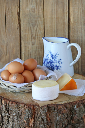 Dairy products photo