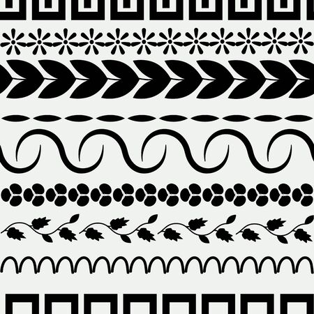 Mexican seamless repeat pattern print background Standard-Bild - 134737617