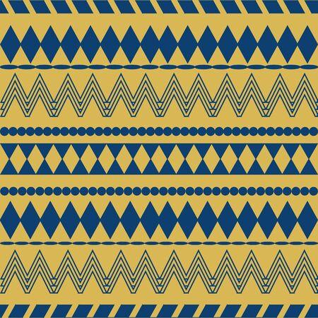 Mexican seamless pattern print background design Standard-Bild - 134737577