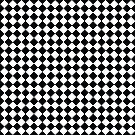 Black and white diamond pattern seamless pattern 스톡 콘텐츠 - 138455889