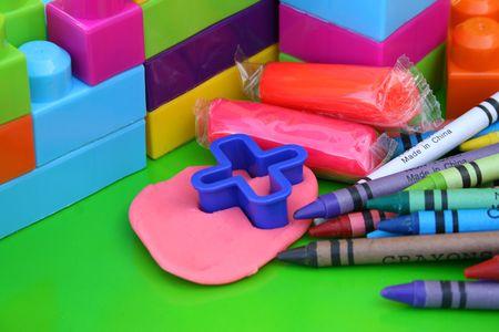 kiddies: Kiddies fun educational toys in many colors