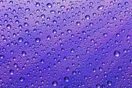 dripped: Dripped water in ray of the light
