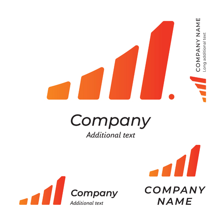 Speed Scale Modern Logo for Brand and App Icon