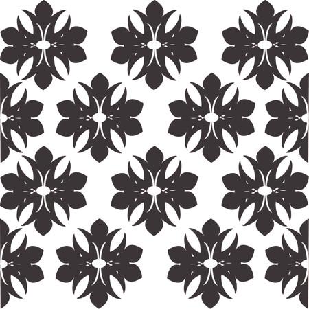 Wallpaper Pattern - vector Vector