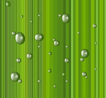 chlorophyll: Vector abstract design background illustration