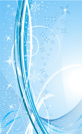 newyear night: Abstract Christmas vector