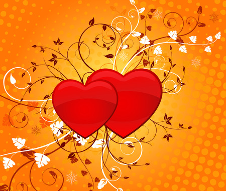 Valentine's Day vector Stock Vector - 2252740