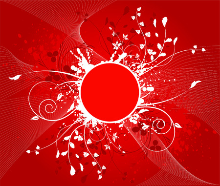 Abstract  artistic   background  vector illustration Stock Vector - 2433811