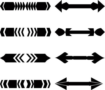 Vector arrows Stock Vector - 2506899