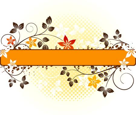 Floral   vector design Stock Vector - 3237682