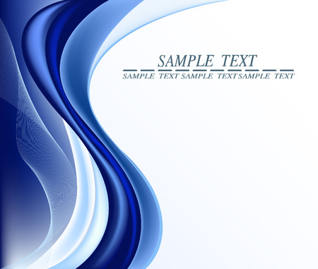 Corporate  Template Background Illustration