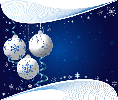Christmas vector background Vector