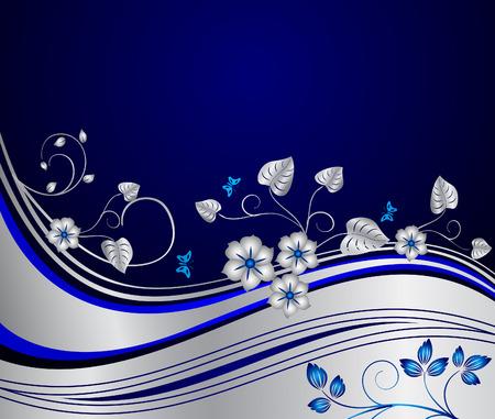 Floral vector design Stock Vector - 4041822