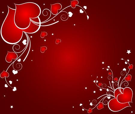 Valentines vector Vector