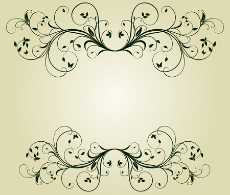 Vintage style design Vector
