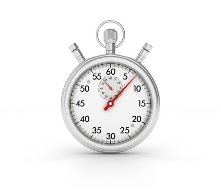 3D Stopwatch - High Quality 3D Rendering