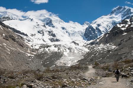 melting: Melting glacier