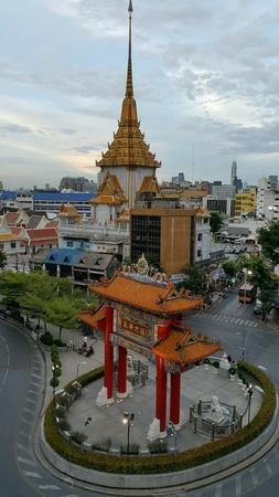 roundabout: Odeon Roundabout, Bangkok