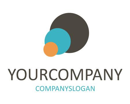 firma: Logo das Verbundenheit und Wachstum symbolisiert in modernen erdigen Farben