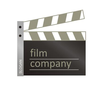 schwarz: Logo f�r den Bereich Film, Kunst, Fotografie