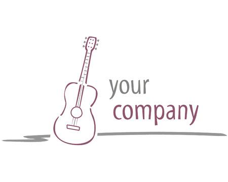 musik: Logo f�r den Bereich Musik Illustration