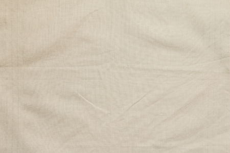 dazzlingly: Top view of crumpled brown cloth