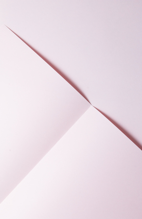 Soft pink paper texture background. Stock Photo