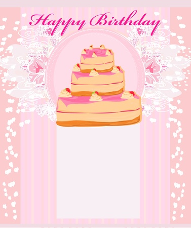 cliipart: Happy Birthday Card