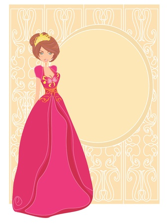 beautiful princess: Beautiful  princess character