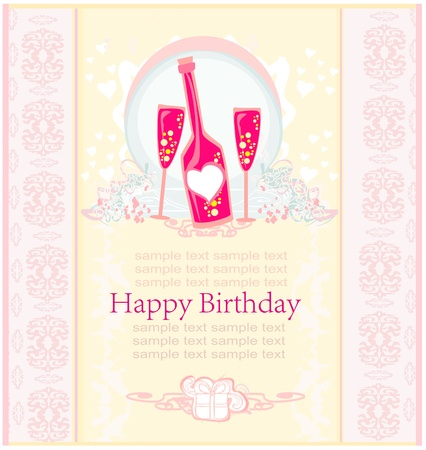 fizz: Invitation To Birthday Cocktail Party