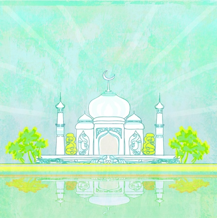 feter: ramadan kareem card