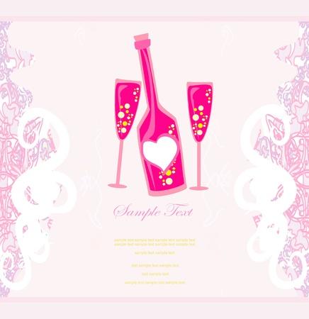 wedding reception decoration: Invitation To Birthday Cocktail Party