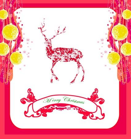 northpole: reindeer design