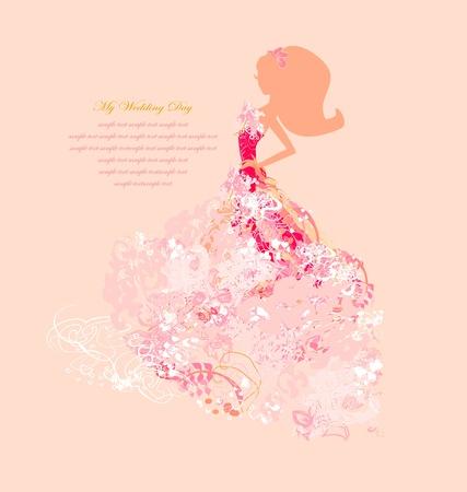 heart and crown: Estratto Bella Donna floreale