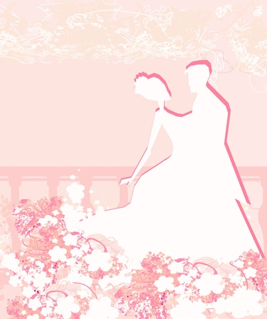 wed beauty: wedding dancing couple background