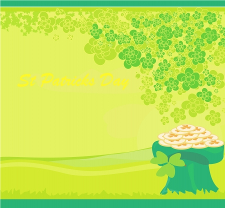 llustration of Saint Patrick s Day Stock Vector - 13933484