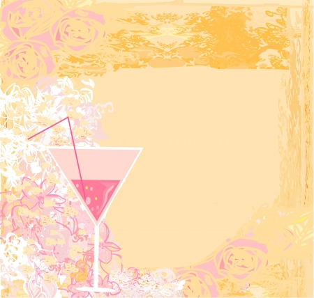 lifestyle dining: Invitation To Birthday Cocktail Party
