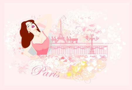 shoptalk:  beautiful women Shopping in Paris