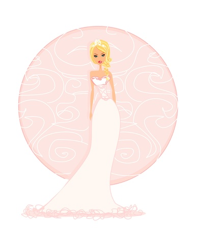 Beautiful princess Stock Vector - 15604024