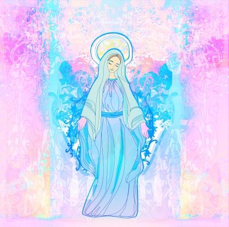 vierge marie: Bienheureuse Vierge Marie