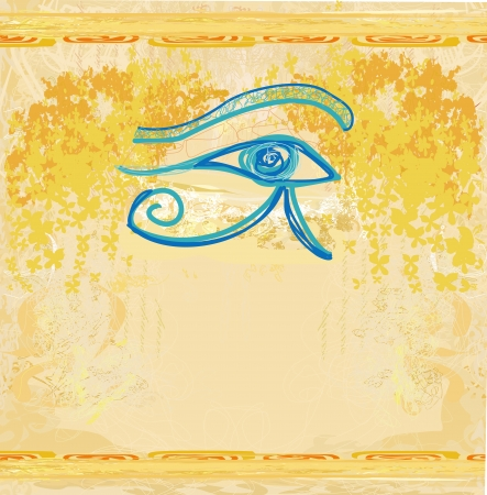 eye of horus  Stock Vector - 17778997
