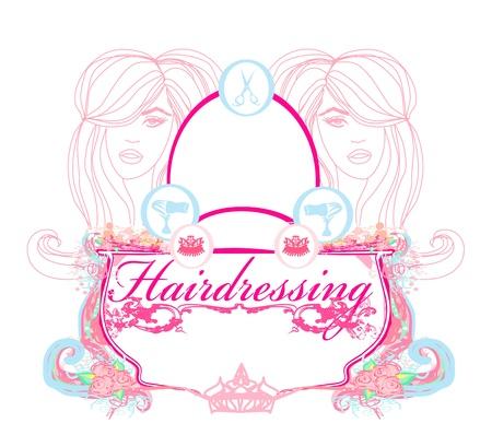 hairspray: peluquer�a cartel sal�n