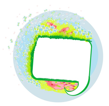 Abstract vector speech bubble with space for text Stock Vector - 19630989